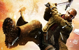 Red Faction wallpapers and stock photos