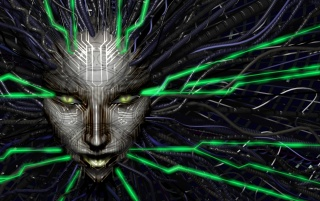 System Shock 2 wallpapers and stock photos