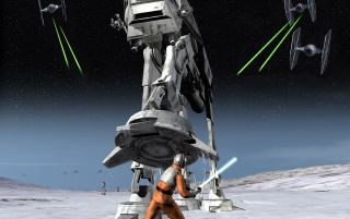 Star Wars: Rogue Squadron 3 wallpapers and stock photos