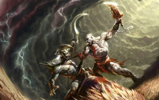 Random: God of War 2