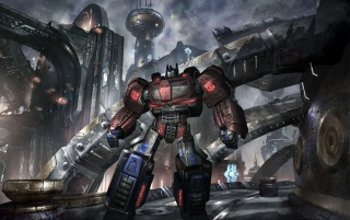 Transformers: Cybertron Wars wallpapers and stock photos