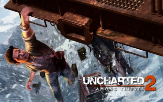 Uncharted 2 wallpapers and stock photos