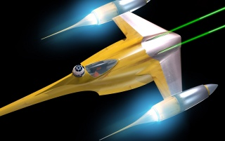 Random: Star Wars: Starfighter