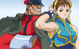 Street Fighter Alpha 3 wallpapers and stock photos