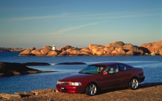 Volvo C70 #2 wallpapers and stock photos