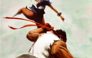 Street Fighter wallpapers and stock photos
