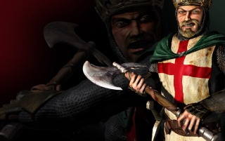 Stronghold: Crusader wallpapers and stock photos