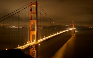 Random: Frisco: Golden Gate