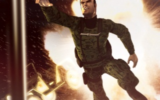 Syphon Filter 3 wallpapers and stock photos