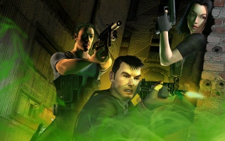Syphon Filter: Omega Strain wallpapers and stock photos