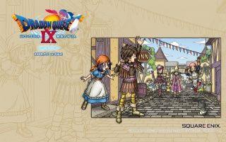 Dragon Quest IX wallpapers and stock photos