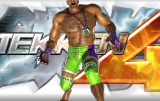 Tekken 4 wallpapers and stock photos