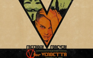 Previous: V for Vendetta