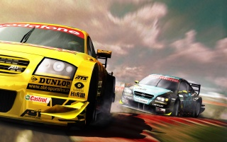 TOCA Race Driver 2 wallpapers and stock photos