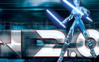 Tron 2.0 wallpapers and stock photos