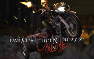 Twisted Metal: Black wallpapers and stock photos