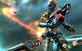 Unreal Tournament wallpapers and stock photos