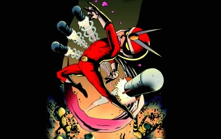 Viewtiful Joe wallpapers and stock photos