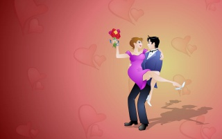 Valentine lovers wallpapers and stock photos