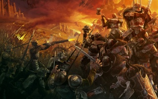 Warhammer: Mark of Chaos wallpapers and stock photos