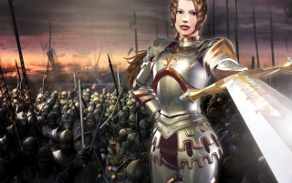 Wars & Warriors: Joan of Arc wallpapers and stock photos
