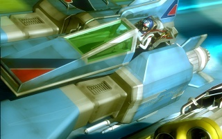 Wipeout Fusion wallpapers and stock photos