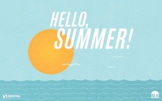 Hello, Summer! wallpapers and stock photos