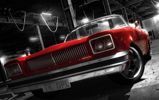 Driver red car wallpapers and stock photos