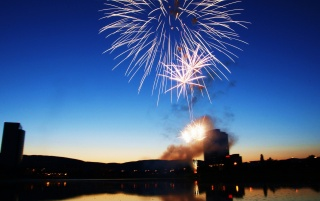Focuri de artificii wallpapers and stock photos