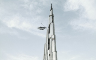 Previous: Stop at the Burj Dubai