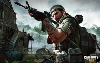 Call of Duty: Black OPS wallpapers and stock photos
