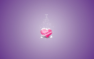 Random: Love purple Valentine