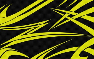 Black & Yellow Carbon wallpapers and stock photos