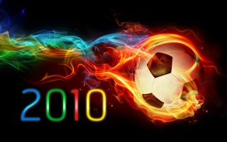 2010 FIFA fireball wallpapers and stock photos