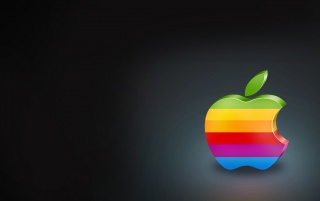 Apple retro style wallpapers and stock photos