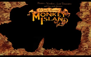 Retro: Monkey Island 2 wallpapers and stock photos