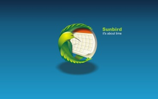 Sunbird is about time wallpapers and stock photos
