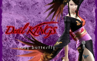 Lady Butterfly wallpapers and stock photos