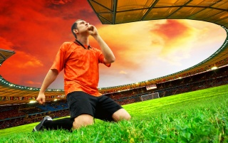 Football player thanks wallpapers and stock photos