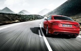 Audi S5 wallpapers and stock photos