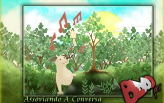 Assoviando A Conversa wallpapers and stock photos