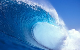 Big wave wallpapers and stock photos