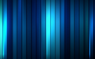 Random: Vertical blue stripes