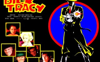 Dick Tracy: Der Film wallpapers and stock photos