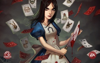 Random: Alice: Madness Returns