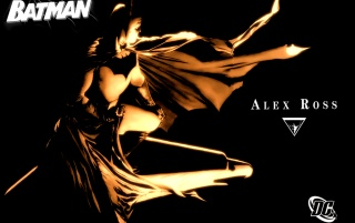 Batman de Alex Ross wallpapers and stock photos
