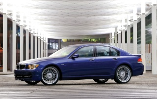 BMW Alpina 2006 wallpapers and stock photos