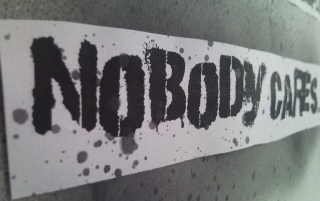 Nobody Cares wallpapers and stock photos