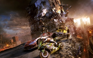 Motorstorm: Apocalypse wallpapers and stock photos