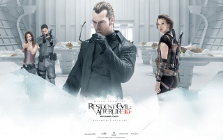 Resident Evil: Afterlife wallpapers and stock photos